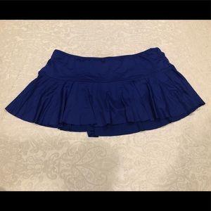 Liz Claiborne Plus Size Swim Skirt